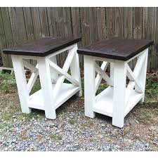 Rustic End Tables Rustic Coffee Tables And End Tables Diy Rustic Wood Coffee Table