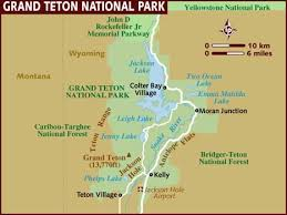grand map pdf grand teton np in one day trailer traveler