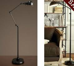 Julian Apothecary Floor Lamp Knockout Knockoffs Restoration Hardware Lancaster Leather Den
