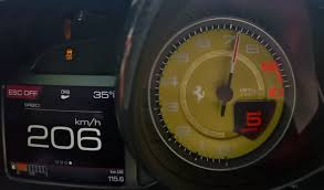 ferrari speedometer brutal launch control in a ferrari 812 superfast