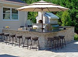 Outdoor Kitchens In Long Island NY  Above All Masonry - Backyard kitchen design