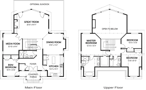 custom home blueprints strathcona custom retreats cottages cedar homes cedar house plans