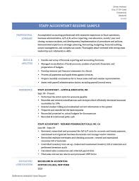 Staff Accountant Sample Resume by 73 Sample Staff Accountant Resume Fresh Jobs And Free