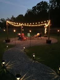 Outdoor Backyard Lighting 18 Pit Ideas For Your Backyard Backyard Yards And Patios