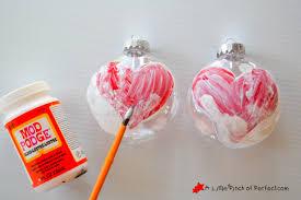 handprint keepsake ornament that will melt your