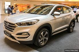 hyundai tucson hyundai tucson 1 6 t gdi turbo initial specification sheet out