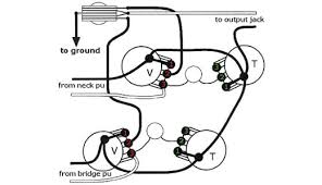 epiphone les paul standard wiring diagram wiring diagram