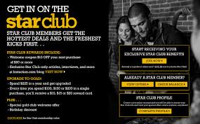 footaction star club