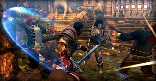 dungeon siege 3 local coop review dungeon siege iii