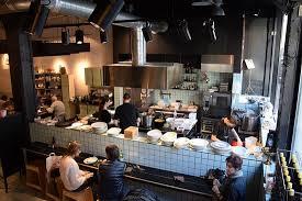 restaurant cuisine ouverte on tombe sur la cuisine ouverte en arrivant picture of garage a