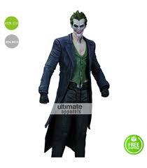 Halloween Costume Joker by Batman Arkham Knight Origins Joker Cosplay Costume