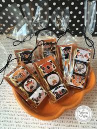 Halloween Gift Baskets Kids by It U0027s Written On The Wall Halloween Kids Hershey Nugget Wraps