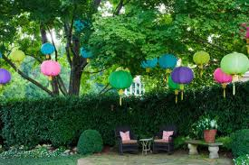 20 fresh ideas for party decoration u2013 garden party in the spring