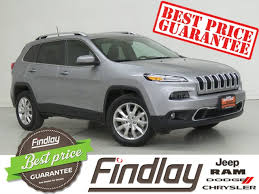 car jeep 2016 certified pre owned 2016 jeep cherokee limited 4d sport utility in