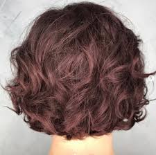 graduated bob for permed hair 10 modern looks that ll convince you to rock a loose perm hairstyle