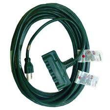 extension cords extension cords u0026 surge protectors the home depot