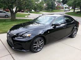 lexus isf sport for sale appropriately named darth by a meade lexus of lakeside customer