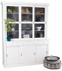 lef collections lagos buffet cabinet made of pine white