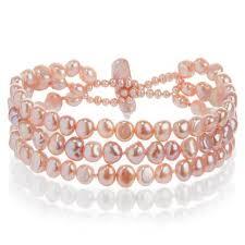 pink pearls bracelet images Pearl bracelets coleman douglas pearls jpg