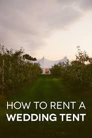 tent rental cost how do you rent a wedding tent prices sizes and types of tents