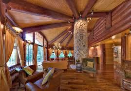 Custom Log Home Design Murray Arnott Design - Post beam home designs