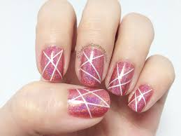 crisscross holo nails the fruit compote