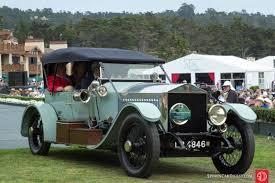 1914 rolls royce silver ghost alpine eagle torpedo british cars