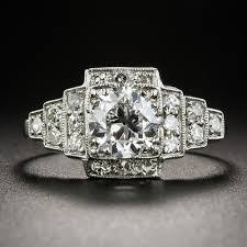 antique and unique vintage engagement rings lang antiques
