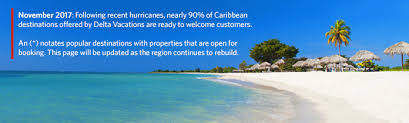 caribbean vacation packages travel deals delta vacations