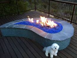 Firepit Glass Transforming Your Oudoor With Stylish Glass