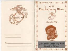 thanksgiving in the marine corps marine corps association