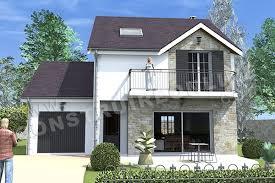 maison 3 chambres plan de maison traditionnelle chaumont