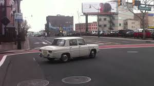 renault cars 1965 1965 renault r8 in the city youtube