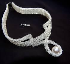 wedding bead necklace images 2096 best beading wedding inspiration images bead jpg