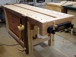 leg vise the burton workshop