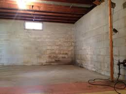 Wet Basement Systems - sure dry basement systems basement waterproofing photo album