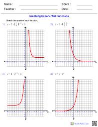 graphing quadratic inequalities worksheets math aids com