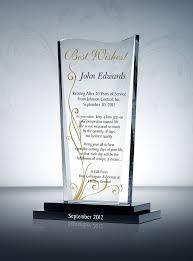 retirement plaque 78 best retirement plaques awards images on