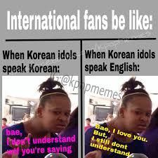 International Memes - kpop memes on twitter international fans can relate when