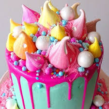 best 25 color cake ideas on pinterest easy birthday cakes cake