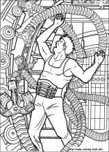 spiderman coloring pages on coloring book info