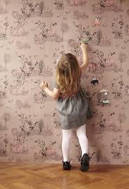 tapisserie chambre d enfant papier peint magnétique pour chambre d enfant