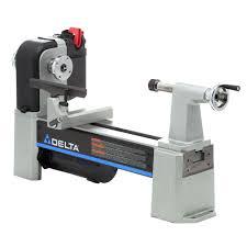 delta 12 1 2 in midi lathe variable speed wood lathe 46 460 the