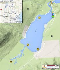 Lake Pleasant Map Boston Kayaker Kayaking On Lewey Lake And Miami River In Lake