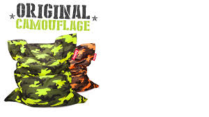 original camouflage fatboy