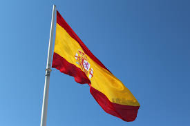 Spain Flag 2014 Missions Making Me Bold