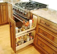 interesting minimalist kitchen style ideas maple wood roll out