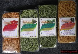 membuat mie dari wortel mie organik waroeng bakmi