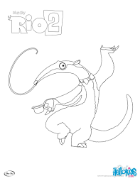 rio 2 best of coloring pages creativemove me