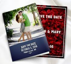 wedding invitations save the date cards overnightprints